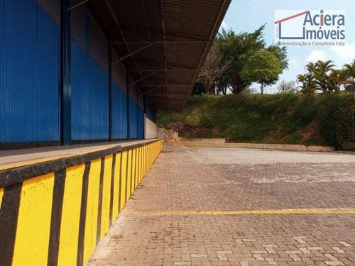 Imagem 1 de 9 de Galpão À Venda, 3750 M² - Tamboré - Barueri/sp - Ga0647