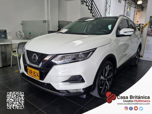 Nissan Qashqai Exclusive Automatica 4x4 Gasolina
