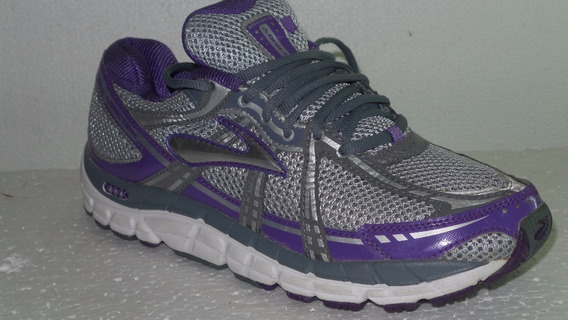 Zapatillas Brooks Adic Mujer Us8.5- Arg38.5 Impeca All Shoes
