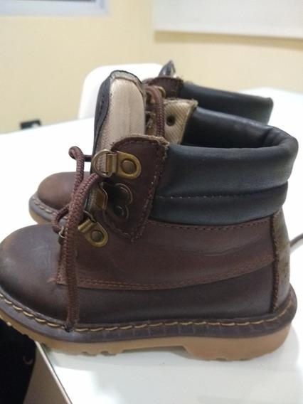 Zapatos Borcegos Marcel Número 28