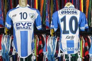 Londrina 2001 Camisa Titular Tamanho P Número 10.
