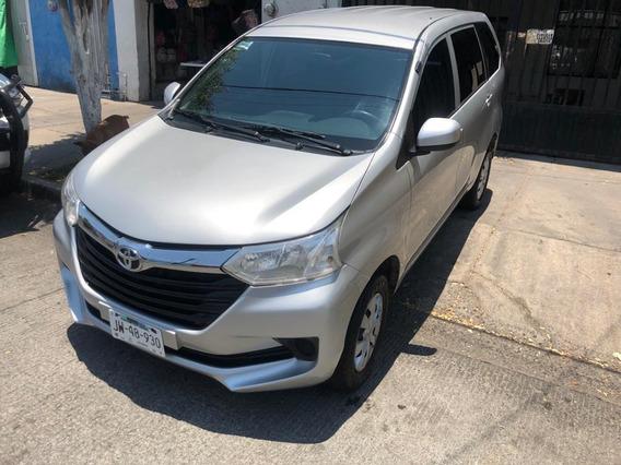 Toyota Avanza 2016 1.5 Cargo T/m