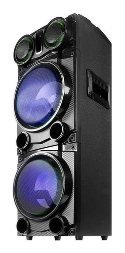 Parlante Karaoke C/mic Inal 120w Bt Led Klipxtreme Kls-670