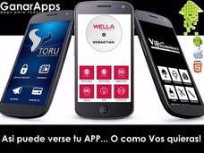 Desarrollo Diseño De Apps Mobile Android Apple Aplicaciones