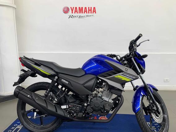 Yamaha Fazer 150 Sed Azul 2020
