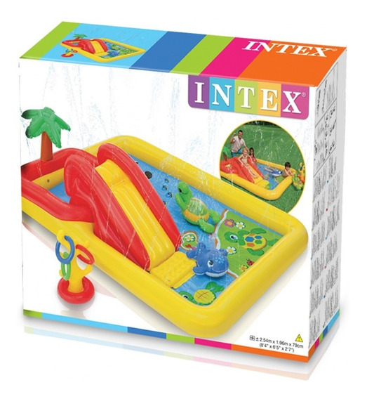 Playcenter Oceano Inflable Intex #57454
