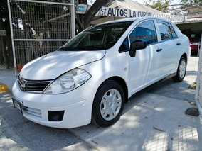 Nissan Tiida 1.8 Tekna Sedan Mt 2010