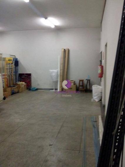 Salão Comercial Para Locação, Jardim Santa Helena, Suzano. - Sl0042