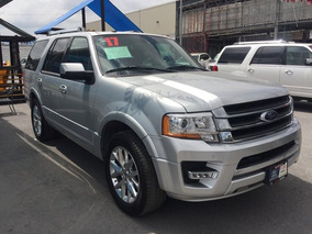 Ford Expedition Limited 4x2 3.5l Gtdi 2017 Seminuevos