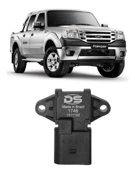 Sensor Map Ford Ranger / Troller T4 3.0 Diesel 2005 Até 2012