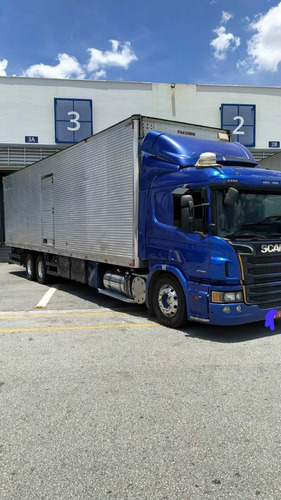 Caminhão Scania P250