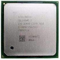Processador Desktop Intel Celeron D 310 2.13ghz Frete Grátis