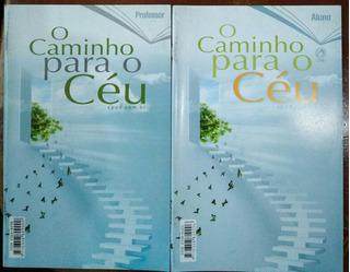 Kit 3 Revista O Caminho Para O Céu Cpad
