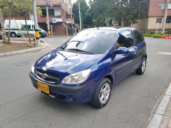 Hyundai Getz 3 Puertas Modelo 2011