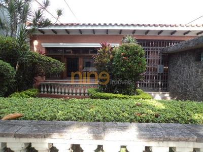 Casa Térrea P Locação - Parque Mooca - - Codigo: Ca0335 - Ca0335