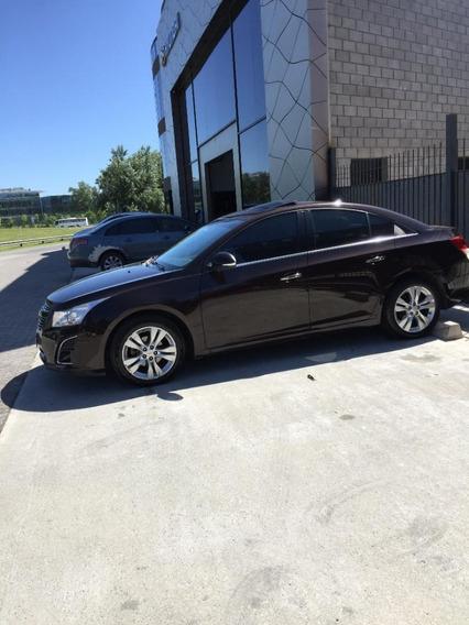 Chevrolet Cruze Ltz At 4 Puertas 2014