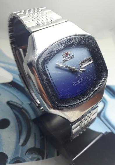 Relógio Orient Automático Modelo Televisão