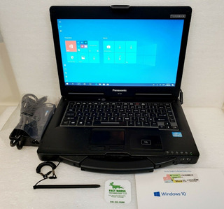 Panasonic Toughbook Cf-53 I5 8gb Ram 128gb Ssd Militar