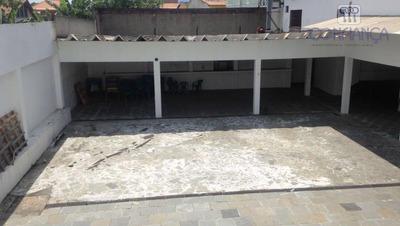 Galpão Comercial Para Locação, Campo Grande, Rio De Janeiro. - Ga0015