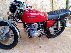 Moto Cb 400 F Four Reliquea Antiga