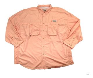 Camisa De Pesca Para Caballero Magellan, 3xl Manga Larga