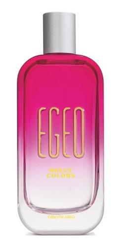 Imagem 1 de 1 de Egeo Dolce Colors Desodorante Colônia 90ml