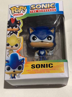 Sonic The Hedgehog , Tipo Funko Pop , ( Alternativo )
