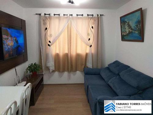 Imagem 1 de 11 de Apartamento Para Venda Em São Bernardo Do Campo, Ferrazópolis, 2 Dormitórios, 1 Banheiro, 1 Vaga - L84_2-1188644