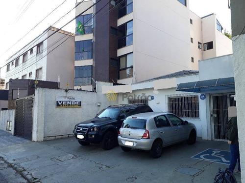 Casa Terrea No Jcasa Terrea, Comercial, 323 M²  - Jardim Do Mar - São Bernardo Do Campo/sp - Ca0147