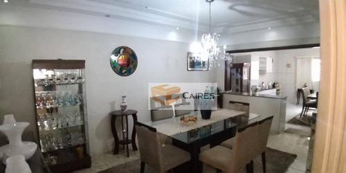 Imagem 1 de 18 de Casa Com 3 Dormitórios À Venda Por R$ 450.000,00 - Parque Tropical - Campinas/sp - Ca2639