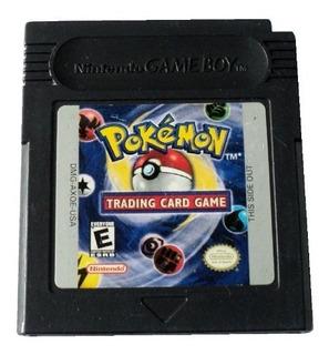 Pokemon Trading Card Game Cartucho Original Game Boy Color