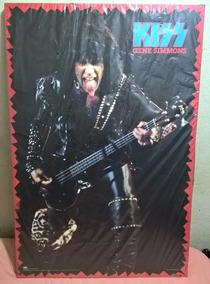 Kiss Poster Gene Simmons
