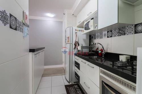 Apartamento Com 3 Dormitórios À Venda, 61 M² Por R$ 398.000,00 - Aricanduva - São Paulo/sp - Ap1309