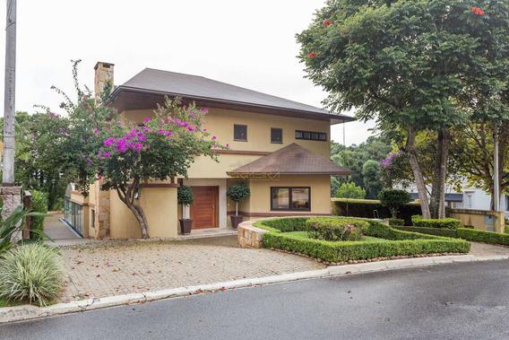 Casa De Condomínio Em Curitiba - Pr - Ca0171_impr