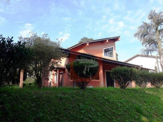 Casa - 200m² - 3 Dorm. - Granja Viana - Cond. Paisagem Renoir - Ca0588