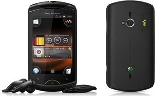 Smartphone Sony Ericsson Live With Walkman