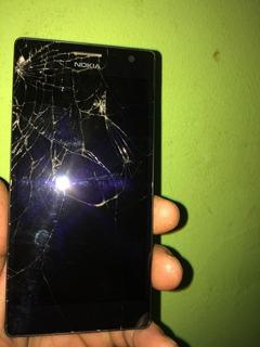 Nokia Lumia 730 Rm-1040 Só Quebrou A Tela Com Bateria Nova