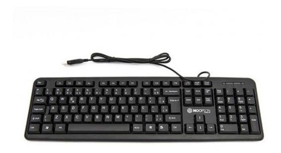 Kit 10 Teclado + 10 Mouse Usb (atacado - Revenda) Desktop Pc