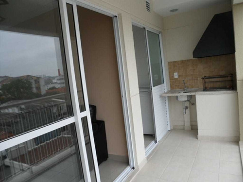 Imagem 1 de 12 de Vivere , Centro Sao Caetano Sul 3 Dormitorios Com Planejados