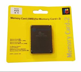 Memory Card 8mb Magicgate Original Para Playstation2
