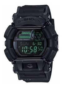Relogio Casio G-shock Gd-400mb-1a Gd400 Militar Promoção