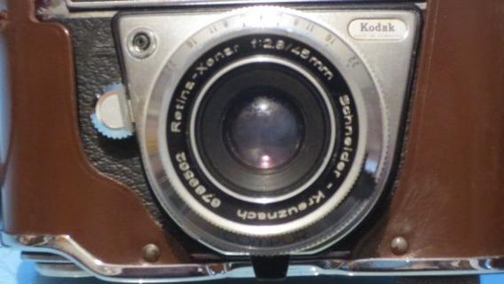 Camara Fotografica Marca Kodak Retina Automatic Iii