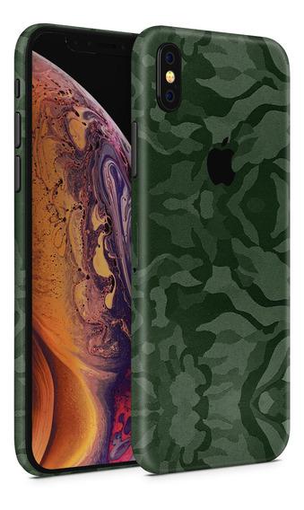 Skin Green Shadow Para Telefonos Apple iPhone