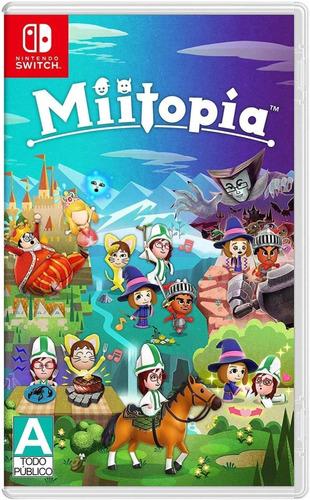 ..:: Miitopia ::.. Nintendo Switch