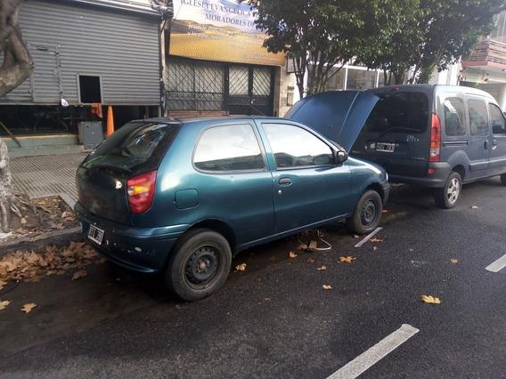 Fiat Palio 1.6 S Aa 2001