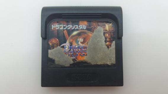Dragon Crystal Para Game Gear
