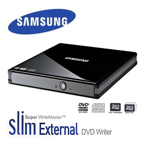 Samsung Super Writemaster Se-s084 Grabadora De Dvd Usb Exter