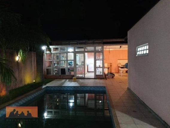 Casa Com 2 Suítes À Venda, 155 M² Por R$ 480.000,00 - Cidade Universitária Ii - Campinas/sp - Ca1963