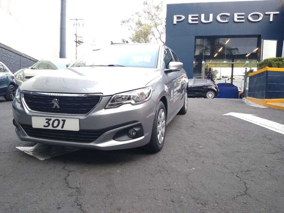 Peugeot 301 Active Diesel Modelo 2019 Manual