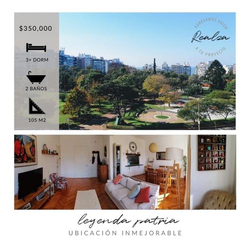 Espectacular Apartamento Sobre Leyenda Patria